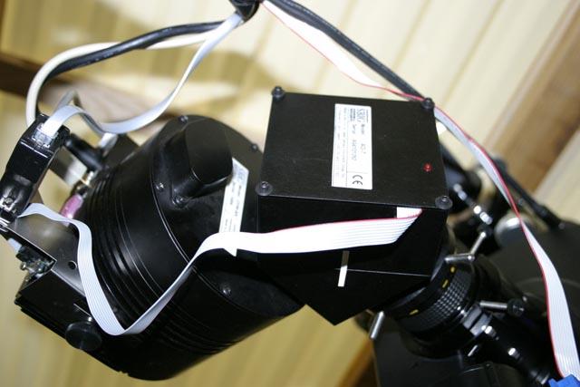 SBIG A0-7 Adaptive Optics