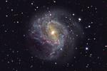 M83 galaxy thumbnail image