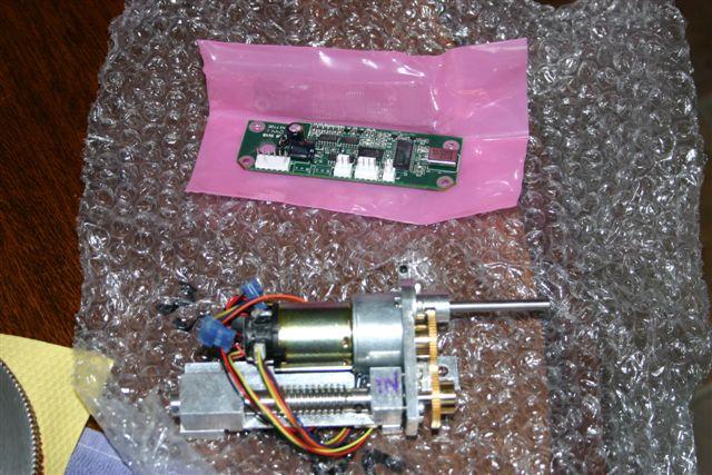 LX200Gps New DEC Parts