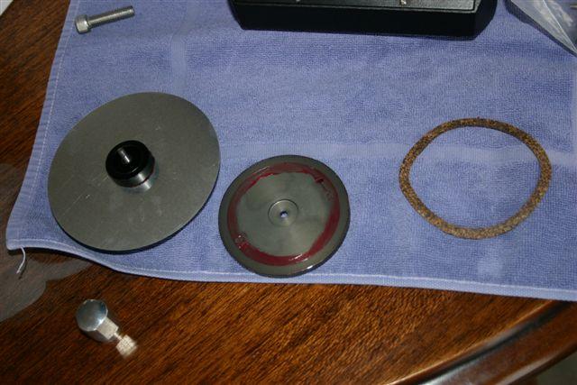 DEC Drive Parts with EZ Clutch Kit